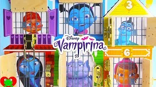 LOL Surprise Doll Bully Pranks Vampirina Rescue