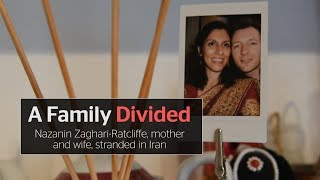 Jailed in Iran: Nazanin Zaghari-Ratcliffe