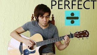 Perfect - Ed Sheeran (fingerstyle guitar cover)