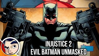 """Injustice 2 """"Evil Batman Revealed! Supergirl Arrives!"""" - Complete Story"""