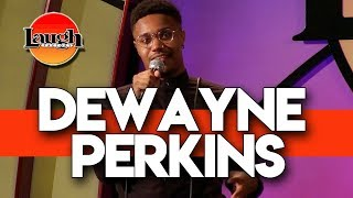 Dewayne Perkins | It's Just OK | Laugh Factory Chicago Stand Up Comedy
