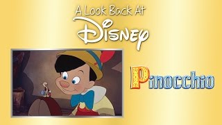 A Look Back at Disney - Pinocchio