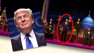 Donald Trump and The Hall of Presidents | Disney Declassified