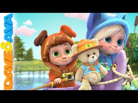 👍 Baby Songs and Nursery Rhymes   Dave and Ava   Kids Songs 🐶