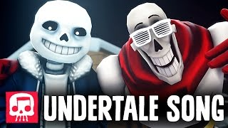 Sans and Papyrus Song - An Undertale Rap by JT Machinima