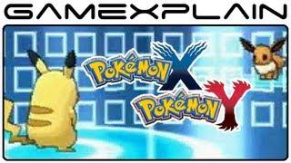 Pokémon X & Y eShop Trailer 2 (Japanese - Nintendo 3DS)