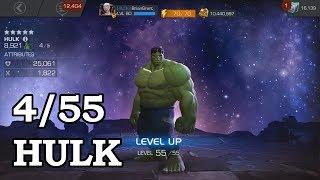 5-Star Hulk Rank Up & Smash | Marvel Contest of Champions