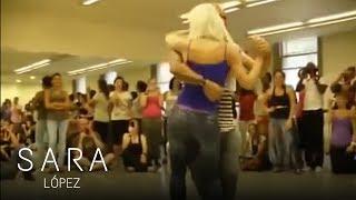 Anselmo Ralph - Não Me Toca | Sara Lopez & Albir Rojas (Kizomba Workshop)