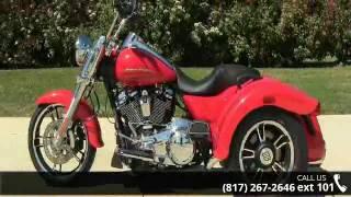 2017 Harley-Davidson® FLRT - Freewheeler®  - Texa...