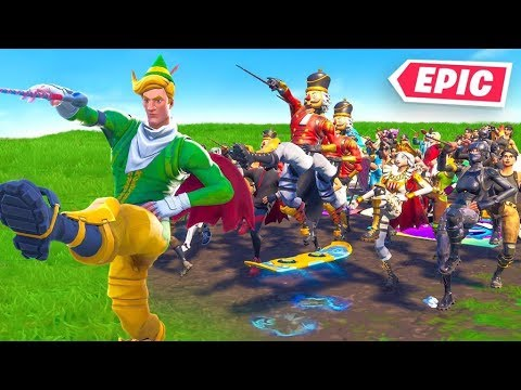 We Created an EPIC Fortnite Marching Band