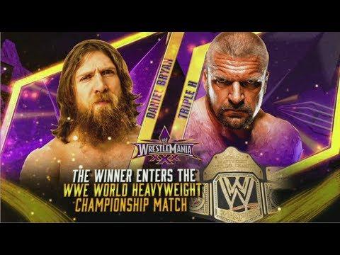 Xxx Mp4 WrestleMania 30 Daniel Bryan Vs HHH Monster Promo 3gp Sex