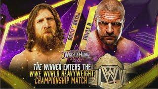WrestleMania 30 - Daniel Bryan vs HHH