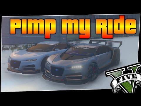 GTA 5 - Pimp My Ride #198 | Truffade Nero Custom | Car Customization Competition