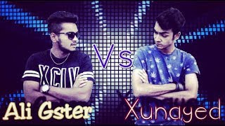 Ali Gster Vs Xunayed (Epic Bangla Rap Battle) | Fusion Productions