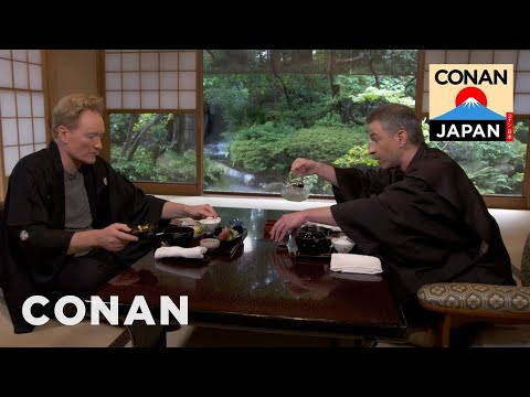 Conan & Jordan Share A Kaiseki Meal