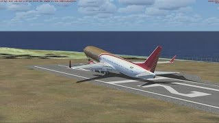 World's Shortest Runway! [FSX]