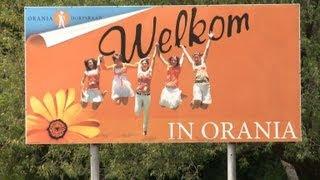 Orania, la ville