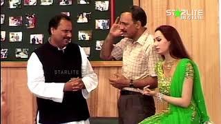 Best Of Abid Kashmiri and Naseem Vicky New Pakistani Stage Drama Full Comedy Clip