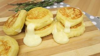 Stuffed potato pancakes: the recipe for an appetizing treat!
