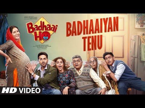Xxx Mp4 Badhaaiyan Tenu Video Song Badhaai Ho Ayushmann Khurrana Sanya Malhotra Tanishk Bagchi 3gp Sex
