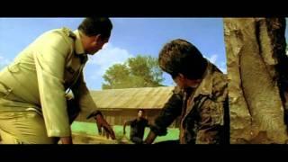Indian Movie - Deewaar - Drama Scene - Amitabh Bachchan - Aditya Shrivastav - Major Instigates Ejaz