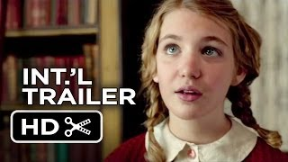 The Book Thief Official International Trailer (2013) - Geoffrey Rush Movie HD