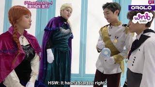 [ENG SUB] 180106 Okay Wanna One Ep 7 - Welcome to Wanna One's Winter Kingdom by WNBSUBS
