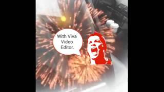 Special Effects Made On Android Phone with Viva Video Editor App.