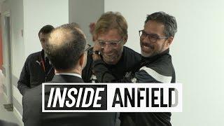 Inside Anfield: Liverpool 3-0 Huddersfield Town | TUNNEL CAM