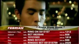 Febrian - Cinta Diam Diam (Official Video)