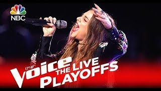 Alisan Porter - Cry Baby (The Voice Live Playoffs 2016)