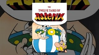The Twelve Tasks of Astérix