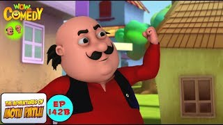 Bahadur Motu - Motu Patlu in Hindi - 3D Animated cartoon series for kids - As on Nick
