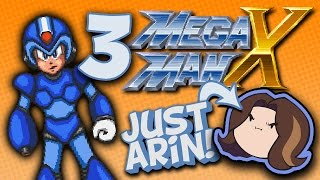 MegaMan X: Game Talk - PART 3 - Game Grump