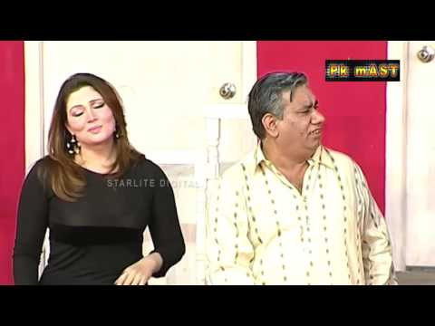 Best Of Khushboo, Zafri Khan and Sardar Kamal New Pakistani Punjabi Stage Drama Clip