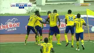 Azam TV -  MAPINDUZI CUP, FULL HIGHLIGHTS: SIMBA 0-1 URA