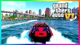GTA 6 - City Of The Week - Chicago, USA! (Carcer City) [Grand Theft Auto 6 Location/Setting]