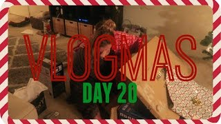 We Made Heather Cry! | Vlogmas Day 20