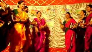 Traditional Marathi Dance Part 1