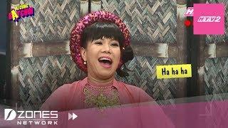 Cười Bò Với Màn Việt Hương Làm Má Mì Chợ Cá   ViewCut Ai Cũng Bật Cười