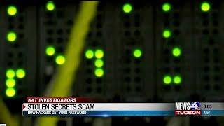 N4T Investigators: Stolen Secrets