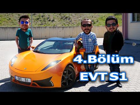 Yerli Elektrikli Spor Otomobil ''EVT S1''  - Motor Kafalar 4.Bölüm