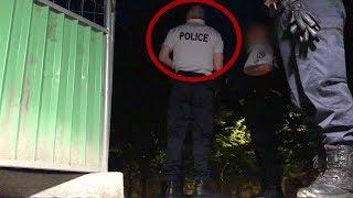 POLICE NOUS ARRÊTE (L'AVENTURE DE NUIT PART2)