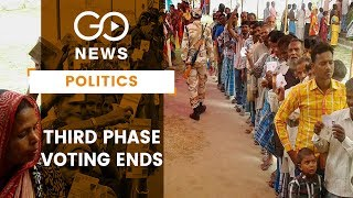 Phase 3 Voting For 116 Lok Sabha Seats Ends