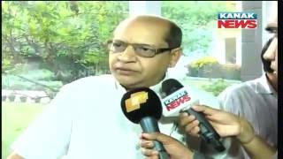 Prasanna Acharya Nominated For Next Rajyasabha Election