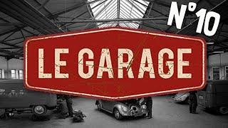 Le garage n°10