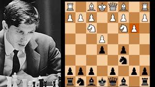 Fischer vs Carlsen - A Dream Sicilian Matchup