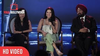 Question Answer Session with Sunny Leone | Jal Brand Launch