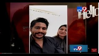 Chay-Sam Beautiful Message To Akhil and Hello Team at Audio Launch || TV9