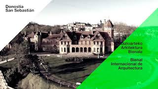 MUGAK - Bienal Internacional de Arquitectura en San Sebastián